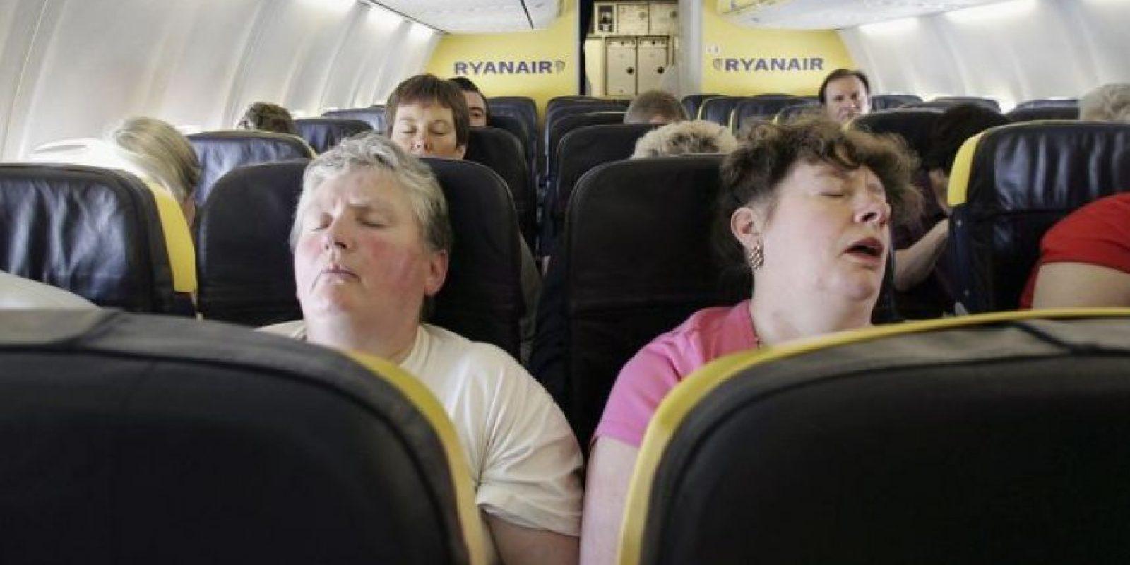 2. Le hicieron abandonar el avión porque era autista. Foto:vía Getty Images