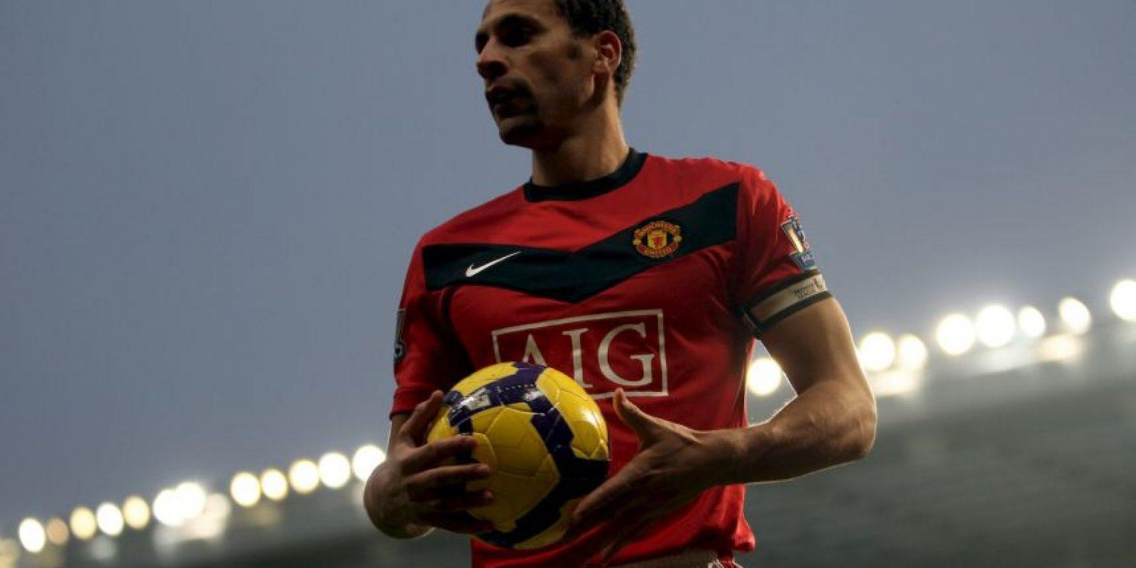 Además en 2008 se coronó con su equipo en la Champions League y el Mundial de Clubes. Foto:Getty Images