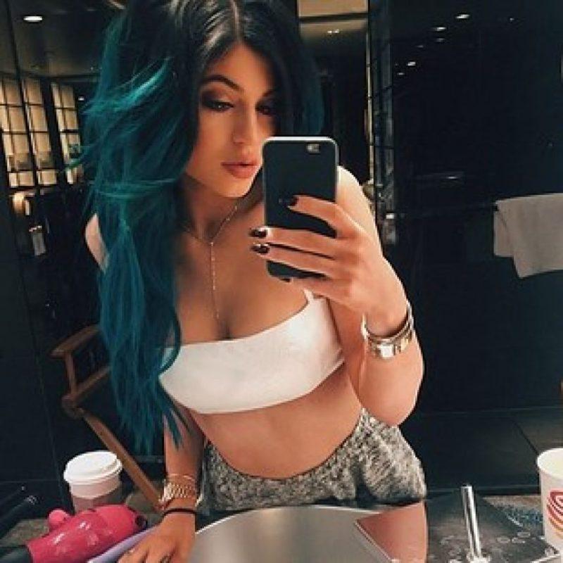 Kylie Jenner Foto:vía Instagram/Kylie Jenner