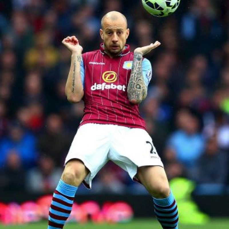 Defensas: Alan Hutton Foto: Getty Images