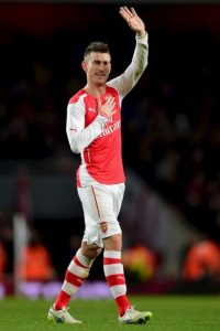 Laurent Koscielny Foto: Getty Images