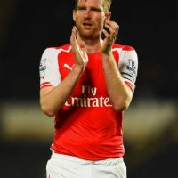 Petr Mertesacker Foto: Getty Images