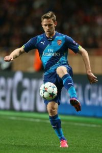 Nacho Monreal Foto: Getty Images