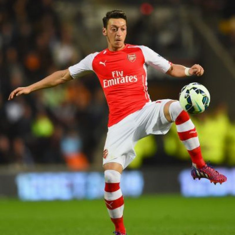 Mesut Özil Foto: Getty Images