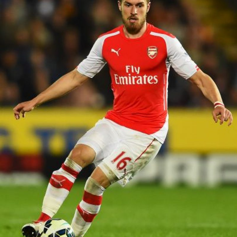 Aaron Ramsey Foto: Getty Images