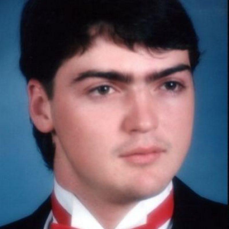 El rostro del joven de 21 años fue transplantado a Richard Norris, quien quedó desfigurado al dispararse accidentalmente mientras manipulaba una escopeta -en 1997-. Foto:Vía University of Maryland Medical Center