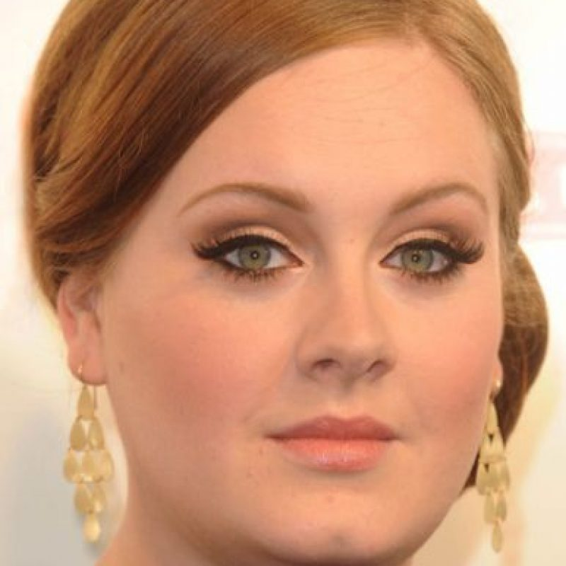 Adele Foto: vía Getty Images