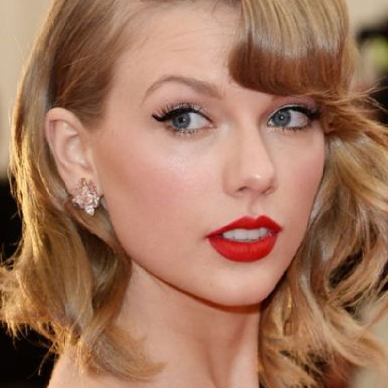 Taylor Swift Foto: vía Getty Images
