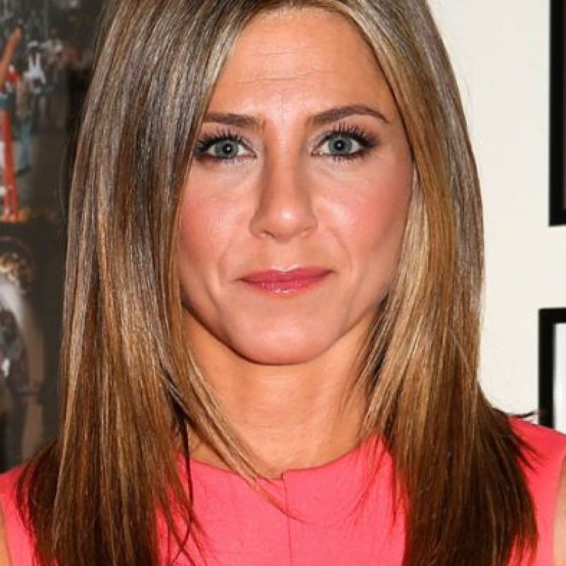 Jennifer Aniston Foto: vía Getty Images