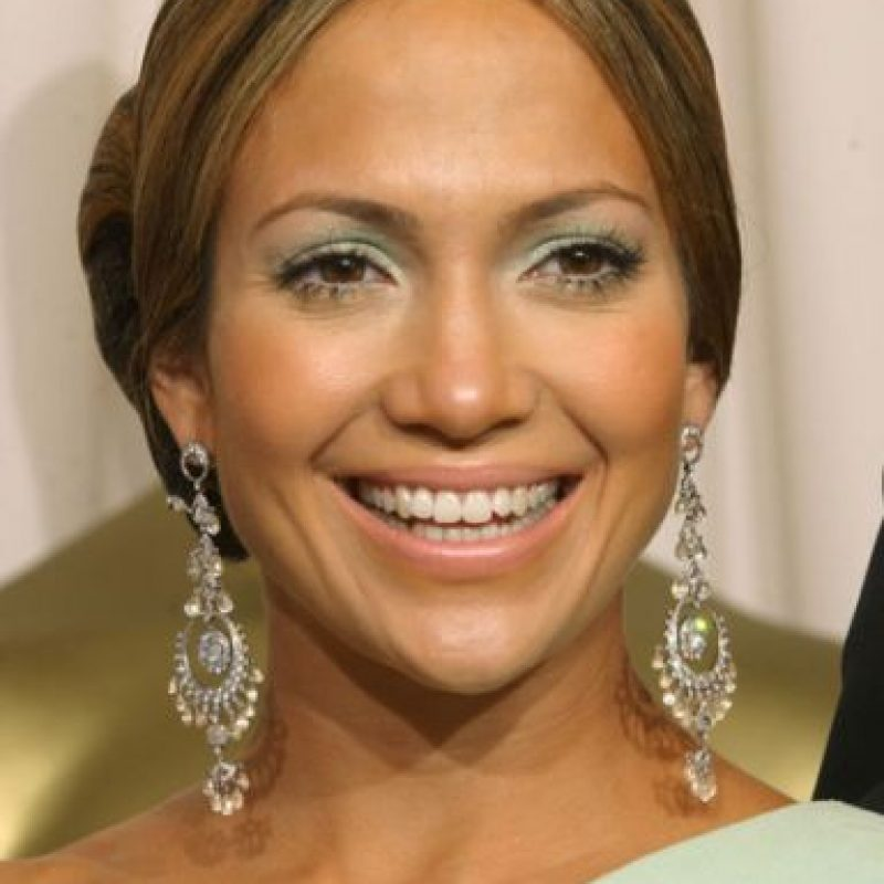 Jennifer Lopez Foto: vía Getty Images