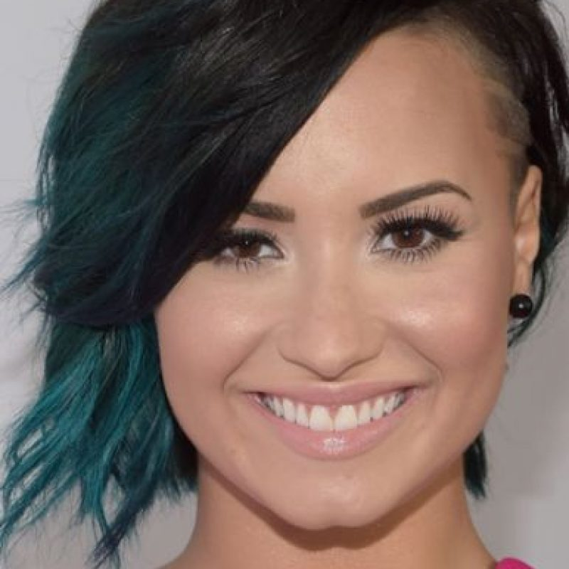 Demi Lovato Foto: vía Getty Images