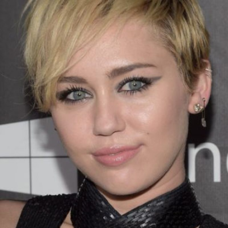 Miley Cyrus Foto: vía Getty Images