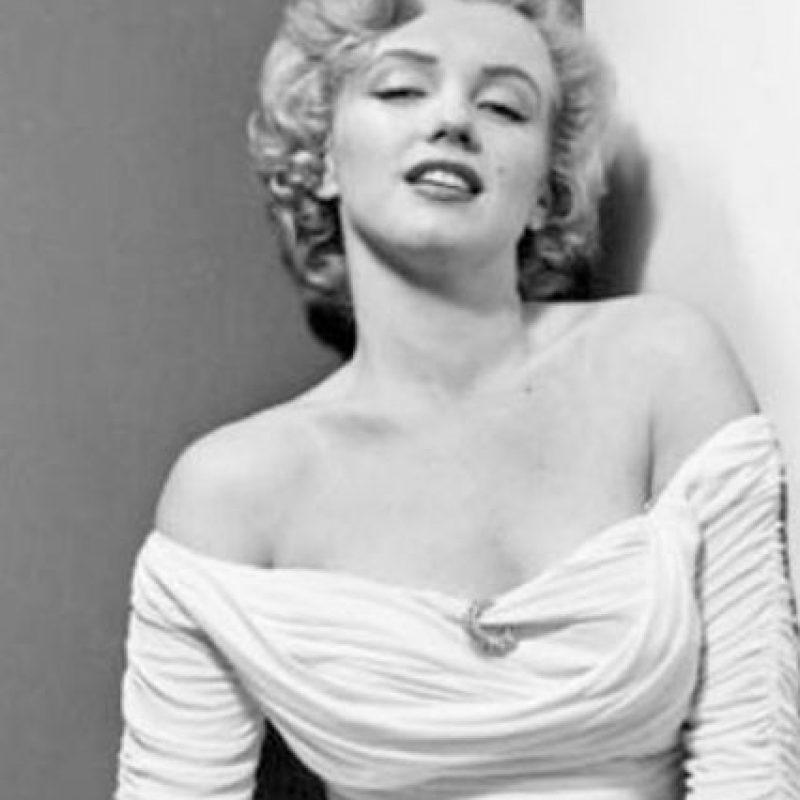 Monroe trató toda su vida de ser más de lo que representó. Por eso se fue a estudiar con Lee Strasberg en Nueva York. También le atrajo el aura intelectual de Arthur Miller. Foto:vía Getty Images