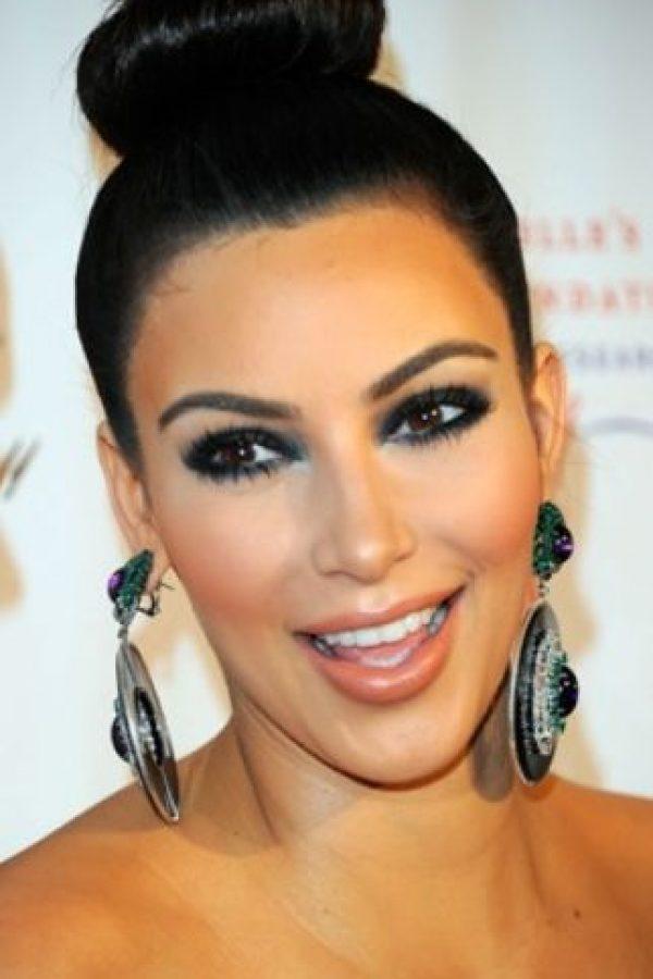 También, un fuerte carácter, mucho más tormentoso que el de Kardashian. Foto:vía Getty Images
