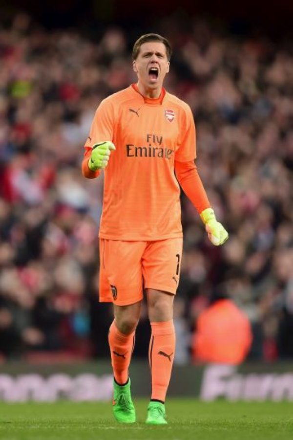 ARSENAL: Portero: Wojciech Szczęsny Foto: Getty Images