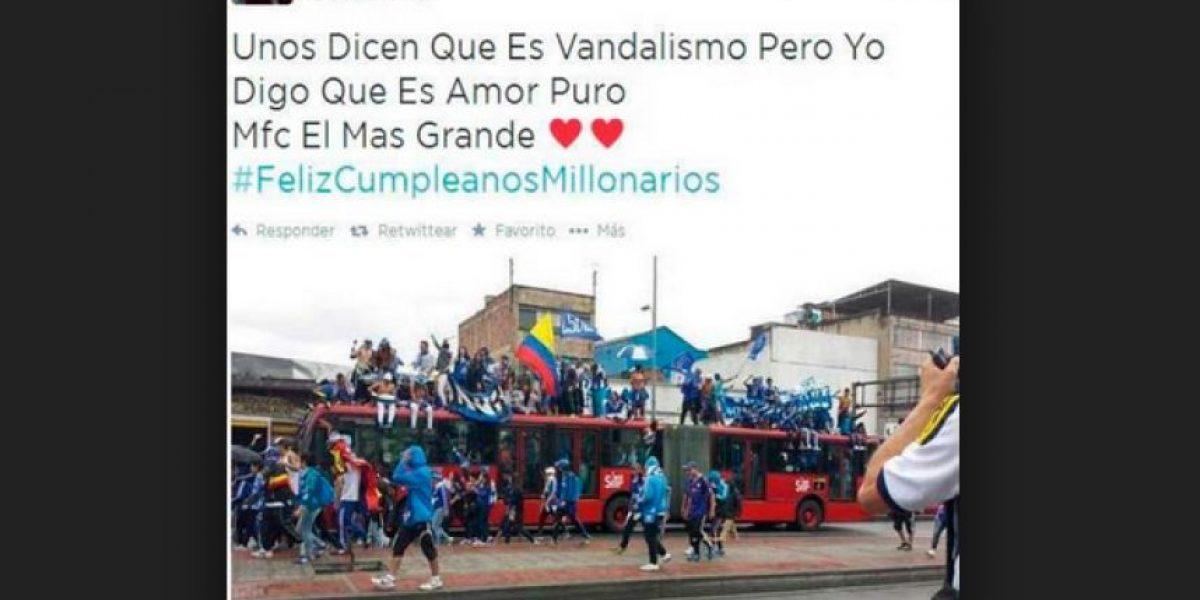 FOTOS: 7 actos de vandalismo contra TransMilenio para repudiar