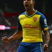 Theo Walcott Foto: Getty Images
