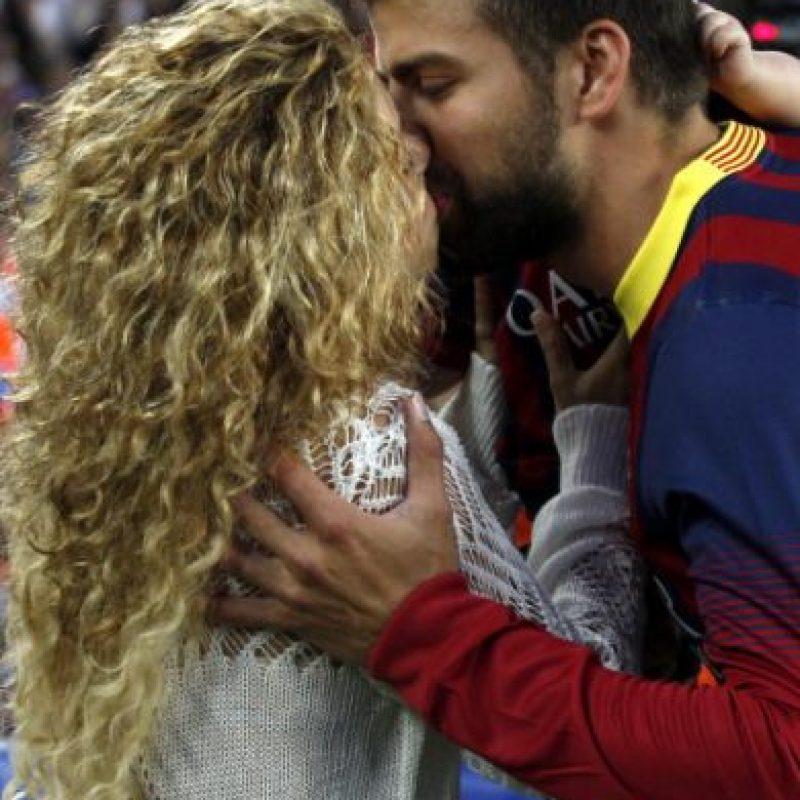 A pesar de la diferencia de edades (se llevan exactamente 10 años), han tenido una relación estable y alejada de los escándalos. Foto:Getty Images