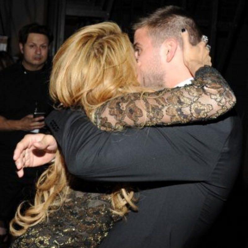 El defensa del Barça le dijo a Shakira que si España quedaba campeón del mundo en Sudáfrica, la invitaría a una cena romántica… ¡Y cumplió! Foto:Getty Images