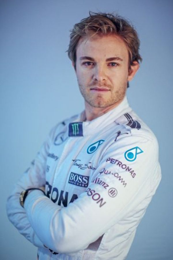 2. Nico Rosberg Foto: Getty Images