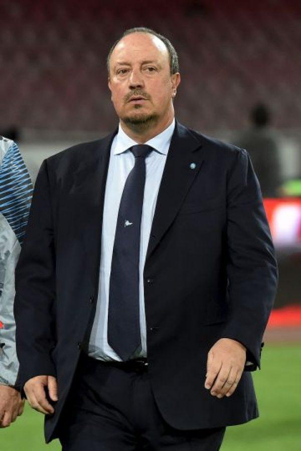 El técnico, de 55 años, recién terminó contrato y relación laboral con el Napoli de Serie A. Foto:Getty Images