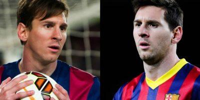 La temporada 2013-2014 fue difícil para Lionel Messi. El astro argentino sufrió una baja de juego que se vio reflejada en los resultados del Barcelona. Foto:Getty Images