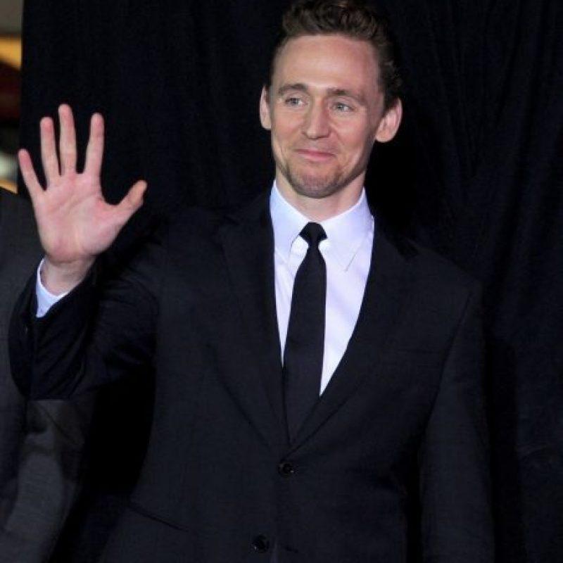 """Tom: las autoridades portuguesas censuraron el nombre. Se le puede poner """"Thomas"""" al niño, pero no Tom. En la foto, Tom Hiddleston. Foto:vía Getty Images"""