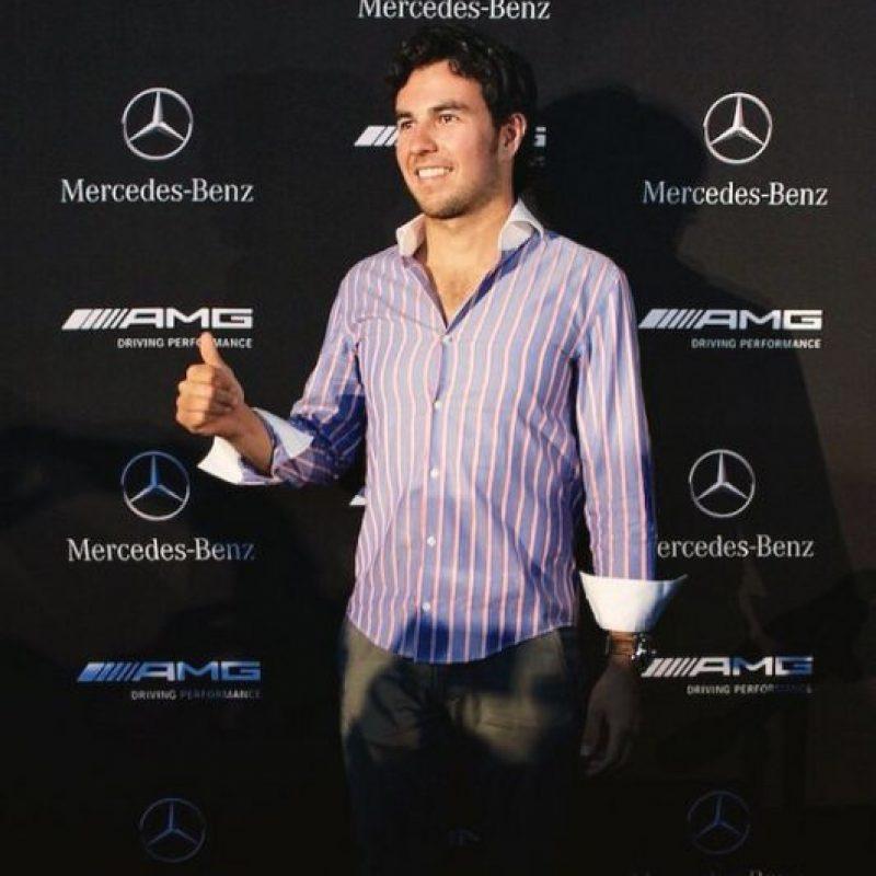 Antes de Force India, su escudería actual, compitió para Sauber y McLaren. Foto:Vía instagram.com/schecoperez/