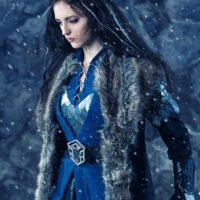 Thorin Oakenshield, pero en mujer. Foto:vía Alexander Turchann