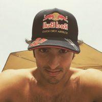 Esta es su temporada debut en la F1 con la Scuderia Toro Rosso. Foto:Vía instagram.com/carlosainz