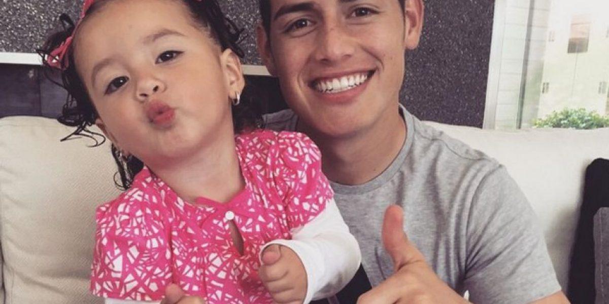 Miles de colombianos comparten con James y Salomé el apellido