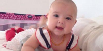 Desde que era una bebé… Foto:Vía instagram.com/salomerodriguezospi