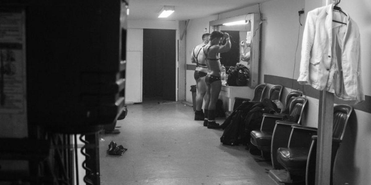 Exclusiva: Así fue el backstage del show de aniversario de Theatron