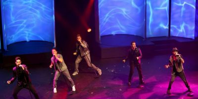 Actualmente el quinteto se encuentra de gira en Israel. Foto:Getty Images