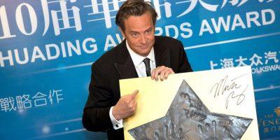 Ahí fue cuando perdió la punta de su pulgar Foto:Getty Images