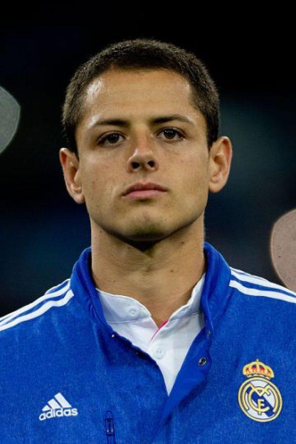 No. El mexicano siempre ha parecido mucho menor de su edad real, 26 años. Foto:Getty Images
