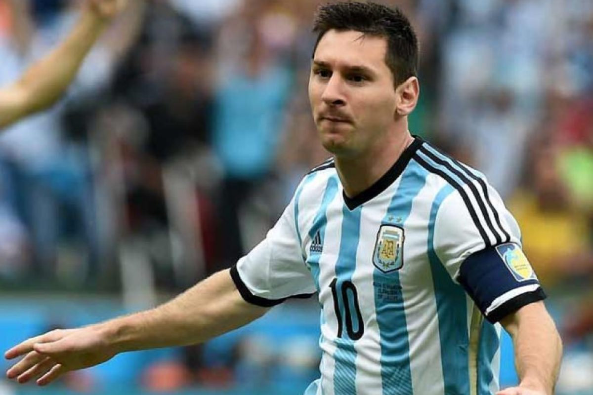 Lionelm Messi Foto:AFP