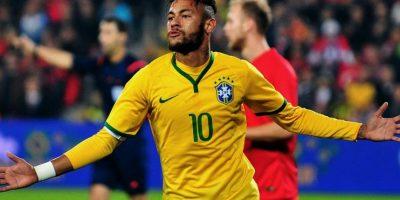 Neymar Jr. Foto:AFP