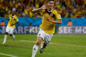 James Rodríguez Foto:AFP