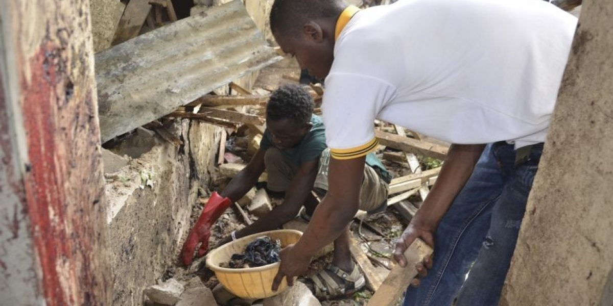 Atentado terrorista en Nigeria deja 26 muertos