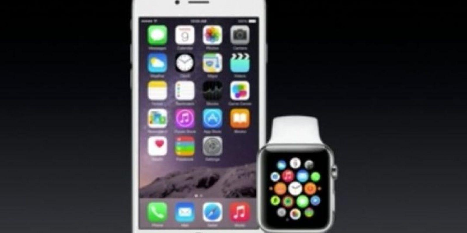 Para funcionar correctamente se debe conectar con un iPhone. Foto:Apple