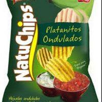 A Pepsico, empresa que distribuye las Natuchips, se le multó luego de que se encontrara que daban al consumidor menos contenido del que anunciaban en los paquetes.