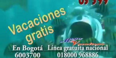 La empresa Megavacaciones fue sancionada por suministrar información engañosa sobre los paquetes turísticos que vendía.