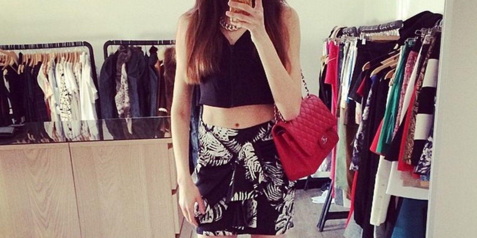 Es modelo Foto:Vía: instagram.com/celiajaunat