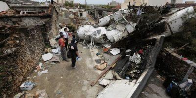 Fallecieron 48 personas Foto:Getty Images