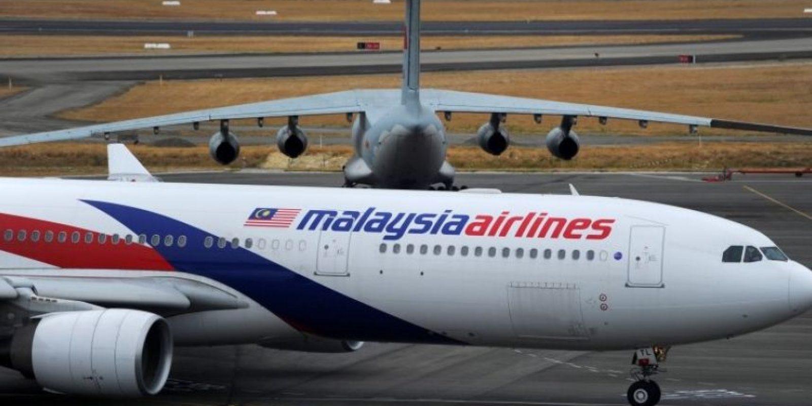 Fue el primer accidente de Malaysia Airlines de 2014 Foto:Getty Images