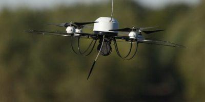 5) En marzo de 2014, CNN Money publicó que un grupo de hackers construyó un drone que podía robar el contenido de teléfonos inteligentes presentes en su zona de vuelo. Foto:Getty Images