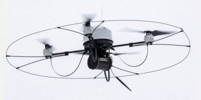 La tecnología equipada en el avión no tripulado, conocido como Snoopy, accede a dispositivos móviles con la configuración Wi-Fi activada. Foto:Getty Images