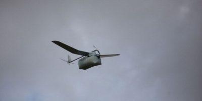 CBS Boston reportó que el hombre fue vendado por un corte en el cuello originado por las hélices del drone. Foto:Getty Images