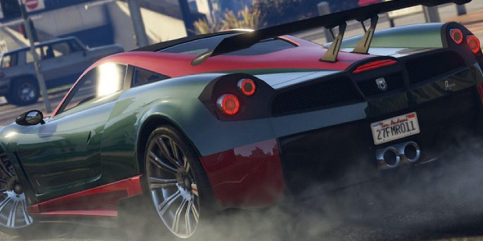 El Pegassi Osiris de Legendary Motorsport. Foto:Rockstar Games